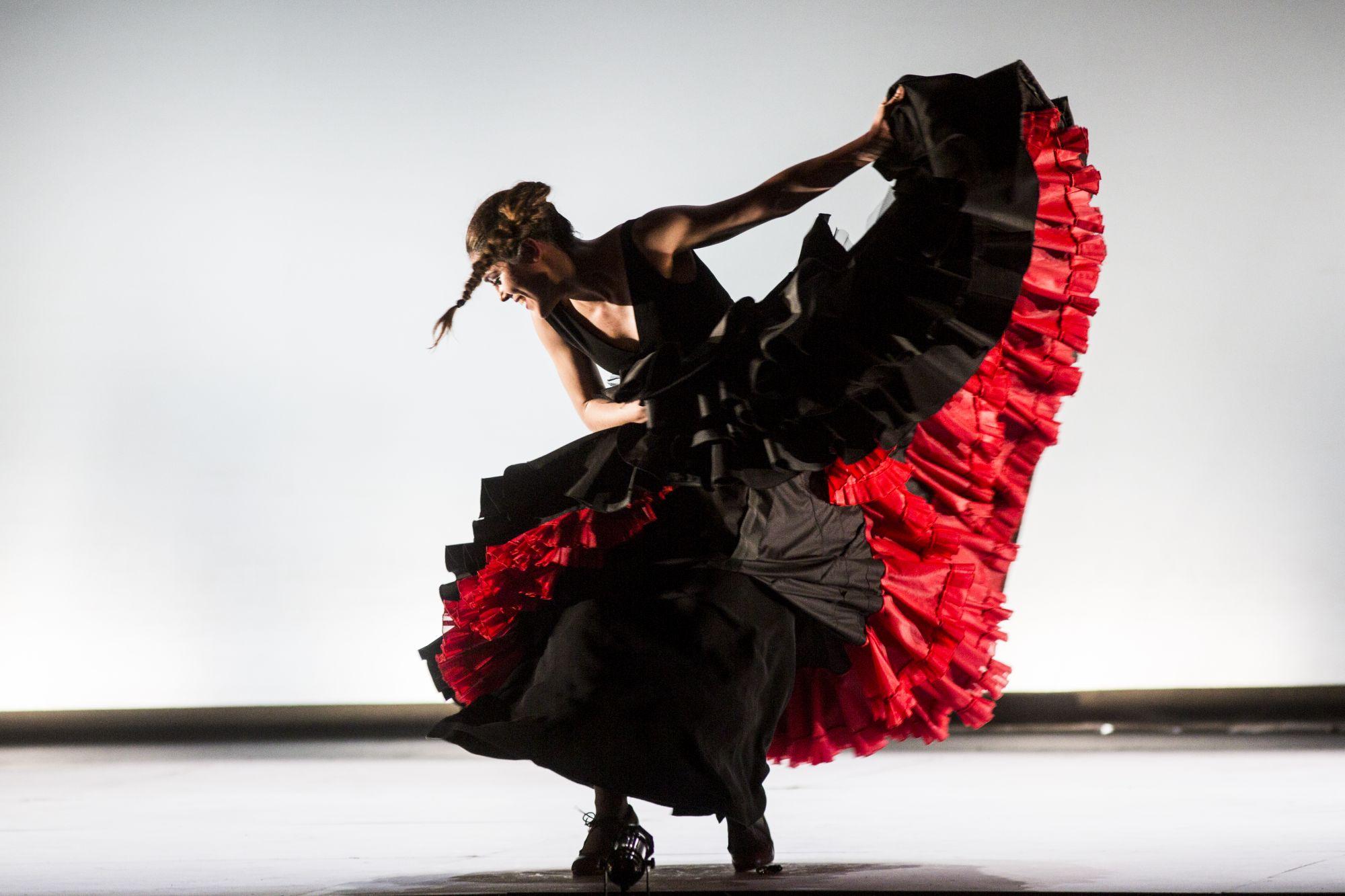 Patricia Guerrero, Genelec Gaala, flamenco